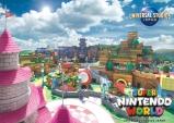 """""""세계최초!"""", 슈퍼 닌텐도 월드 USJ에 올해 여름 오픈"""