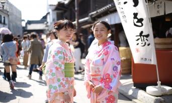 도쿄에서 만난 작은 에도의 거리, 가와고에 Walking
