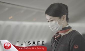 JAL일본항공, 코로나 바이러스 확산 방지 'JAL FlySafe' 가이드 한국어 사이트에 공개